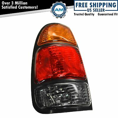 Taillight Taillamp Rear Brake Light Driver Side Left LH for 00-04 Tundra Truck