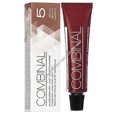 Combinal Eyelash And Eyebrow tint in Brown 15ml