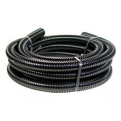 Flexible Hose / Pipe Black Corrugated from 5 to 30 metres - All Pond Solutions