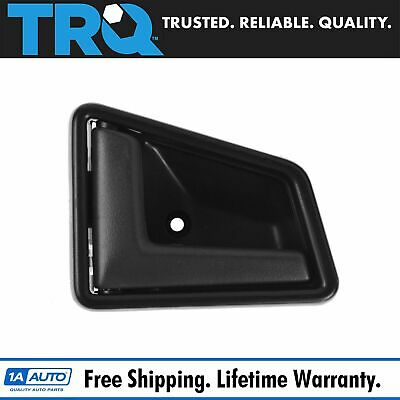 Black Front Interior Inside Inner Door Handle Driver Side Left LH for Sidekick
