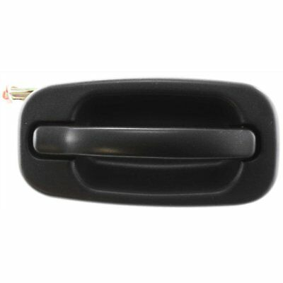15721572 GM1521105 Rear Right New Door Handle Chevy Black Passenger Side RH Hand