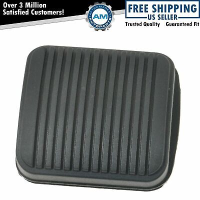 Genuine MINI R50 R52 R56 R57 2002 Brake Clutch Pedal Pad Manual Transmission