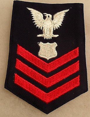 Rare 1980's Uscg 1St Class Port Securityman Rate Only Used About 2 Or 3 Years