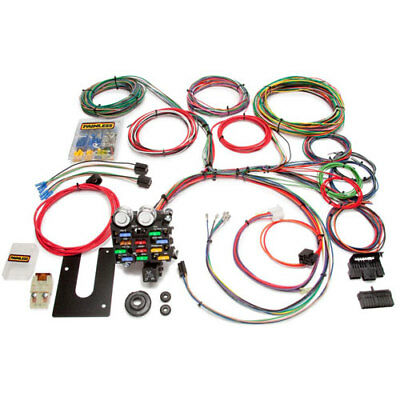 Painless Performance Products 10101 21-Circuit Classic Customizable Chassis Harn