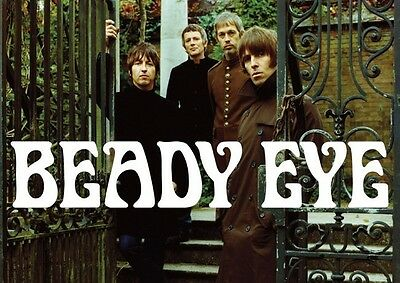 Beady Eye Liam Gallagher Repro  POSTER