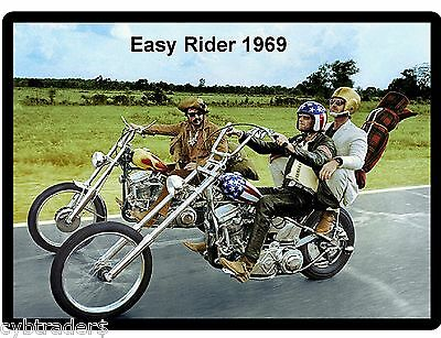 Cool 1969 Motorcycle Movie Refrigerator  Magnet / Man Cave / Tool Box