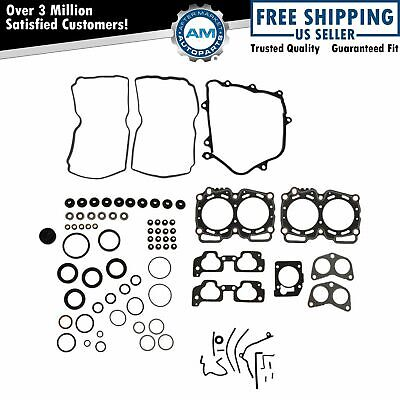 Engine Head Gasket Kit Set NEW for Baja Forester Impreza Legacy Outback 2.5L H4