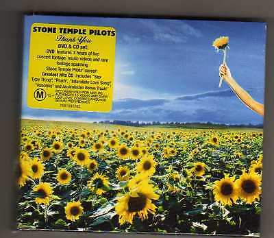 Stone Temple Pilots - Thank You - Cd + Dvd  Digipack  - Sealed Mint