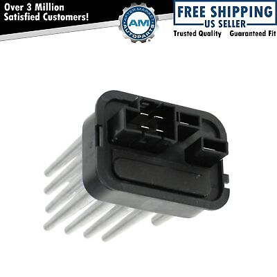 HVAC Climate Control Resistor for Cadillac Catera Saab 9-3 NEW