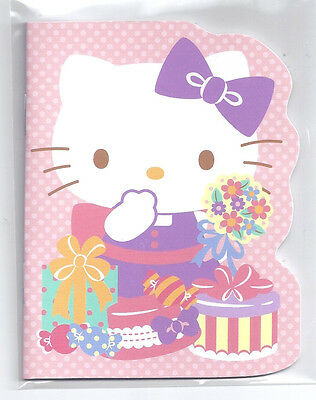 Sanrio Hello Kitty Stickers  With Sticker Book Present