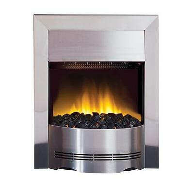 Dimplex ELD20 Elda Optiflame 2kW Electric Fire with Real Coal Effect Optiflame