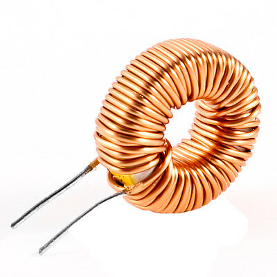 Toroid Core Inductor Wire Wind Wound 220uH 59mOhm 4A Coil