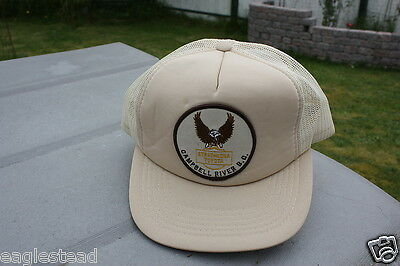 Ball Cap Hat - Strathcona Toyota - Eagle Campbell River British Columbia (H856)
