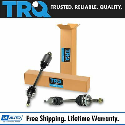Complete Front Passenger Side CV Axle Shaft Ford Probe Mazda 626 MX-6 W//o ABS