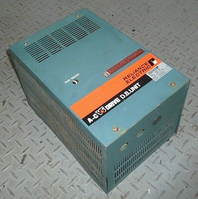 Reliance Electric Dynamic Brake Unit 2Db4010