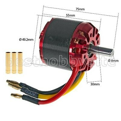 CopterX CX-M5055-05-KV700 M5055 700KV Outrunner Brushless Motor for RC Planes