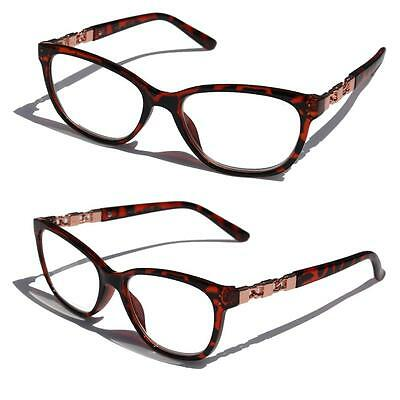 1.25 Magnification eyebobs Hung Jury Unisex Premium Reading Glasses Blue Tortoise Stripes and Blue Tortoise