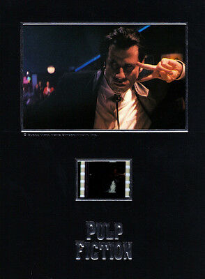 """Pulp Fiction - 5"""" x 7"""" Senitype Film Cell NEW"""
