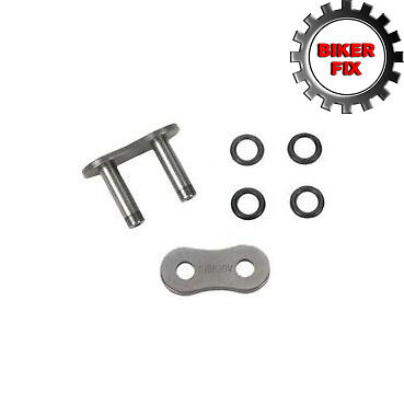 Replacement Rivet Link For 525 O-Ring Heavy Duty Motorcycle Chains