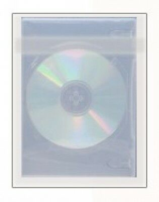 10000 OPP Plastic Wrap Bag for Slim DVD Case 7mm