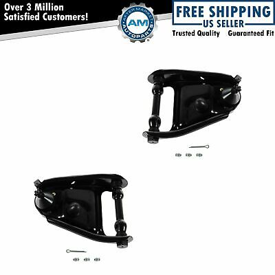 Front Upper Control Arm Pair Set for Chevy GMC Suburban Pickup Truck Van New