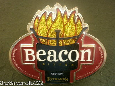 Beer Pump Clip (With Fitting) - Beacon Bitter
