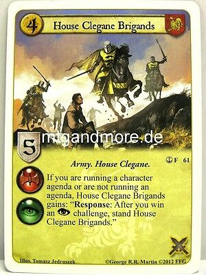 Fire Made Flesh A Game of Thrones LCG 1x Common Cause  #060