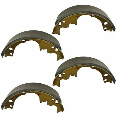 Rear Drum Brake Shoes Kit Set for Chevy GMC Pickup Truck Buick Olds Pontiac