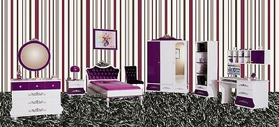 bett kutsche pink kinderbett m dchen prinzessin m dchenbett. Black Bedroom Furniture Sets. Home Design Ideas