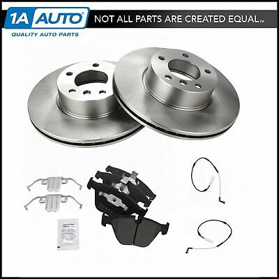Max Brakes Front Carbon Metallic Performance Disc Brake Pads TA050551 2014 14 VW Beetle w//288mm Front Rotor Dia Fits