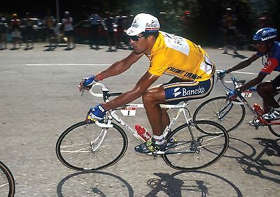 Miguel Indurain Spainish Cycling Legend POSTER