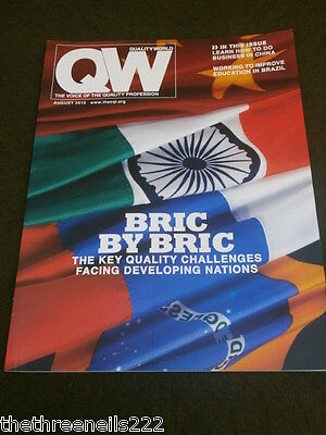 Quality World - Developing Nations - Aug 2010