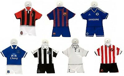 OFFICIAL FOOTBALL CLUB - MINI KITS - Hanging Car/Room Accessories (Kit/Minikit)
