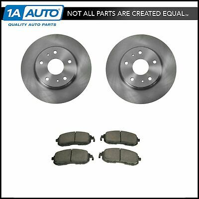 Nakamoto Front Premium Posi Ceramic Brake Pad /& Rotor Kit for Suzuki SX4 SX-4