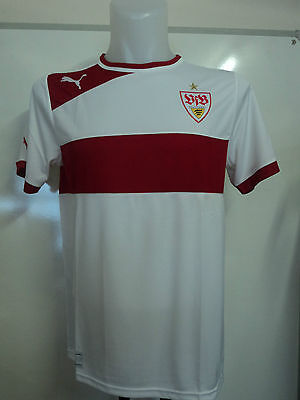 Stuttgart S/s Unsponsored Home Shirt By Puma Size Xxl Brand New With Tags