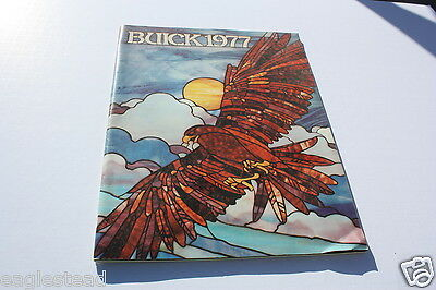 Auto Brochure - Buick - Product Line Model Overview - 1977 (AB207) - OS