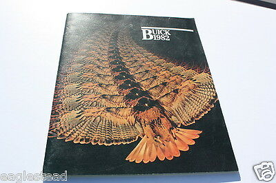 Auto Brochure - Buick - Product Line Model Overview - 1982 (AB212) - OS