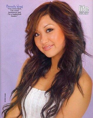Brenda Song - The Suite Life - Dylan & Cole Sprouse & Ashley Tisdale - Pinup