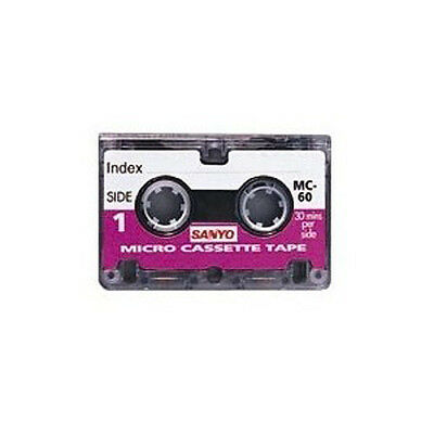 1 Micro Cassette Audio Tape Transfer / Copy to a CD ~ 2 TAPE MINIMUM