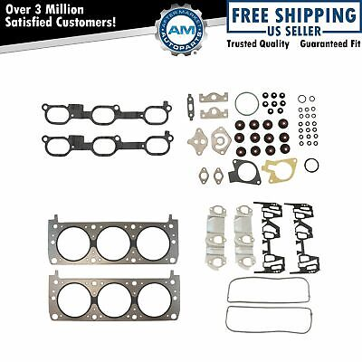 Engine Head Gasket Kit Set NEW for Buick Chevy Olds Pontiac 3.1L 3.4L V6
