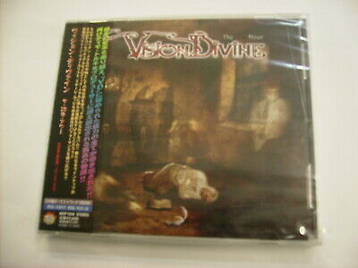 Vision Divine -The 25Th Hour- Cd Japan Press New Sealed 2007
