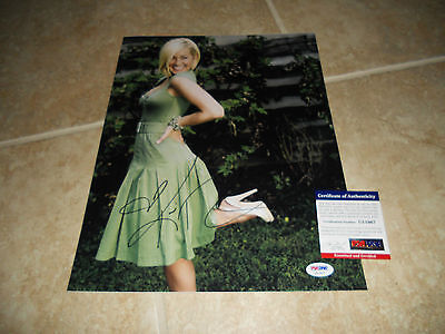 Kelly Pickler Sexy IP Signed Autographed 11x14 Photo PSA Certified #3 F5