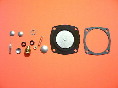 JIFFY ICE AUGER CARBURETOR KIT FITS MODELS 30 & 31 w/ TECUMSEH ENGINE :