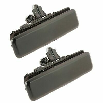Front Outer Outside Exterior Door Handle Left & Right Pair Set for Astro Safari