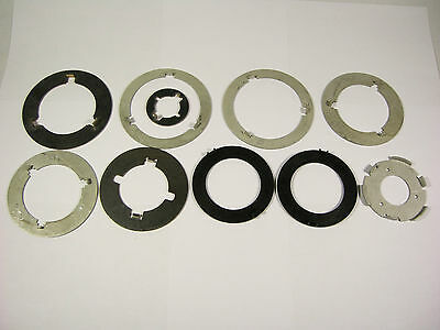 1970-86 FORD C4 Thrust Washer Kit w/ Selectives Ford C-4 Transmssion