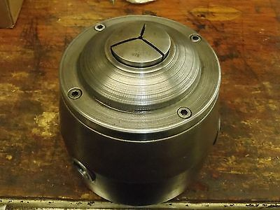 CNC Lathe Spindle Nose Collet Chuck with 17 L&S Collets