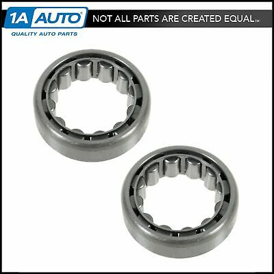 Axle Shaft Wheel Bearing Rear Pair Set of 2 for GM Dodge Ford Honda Jeep Chevy