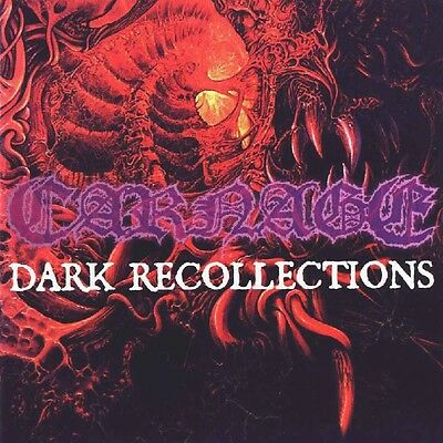 "Carnage ""Dark Recollections"" CD - NEW"