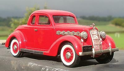 Brooklin Models 1935 Plymouth De Luxe 3 Window Coupe
