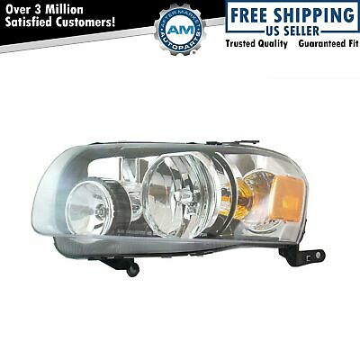 Headlight Headlamp Driver Side Left LH NEW for 05-07 Ford Escape